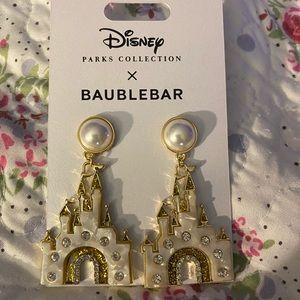 COPY - Baublebar Disney Castle earrings NWT Disne…